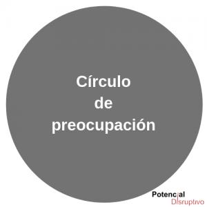 Circulo de preocupacion