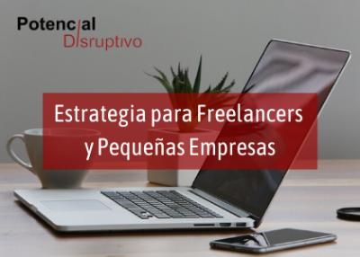 Curso Estrategia para freelancer y pequeñas empresas