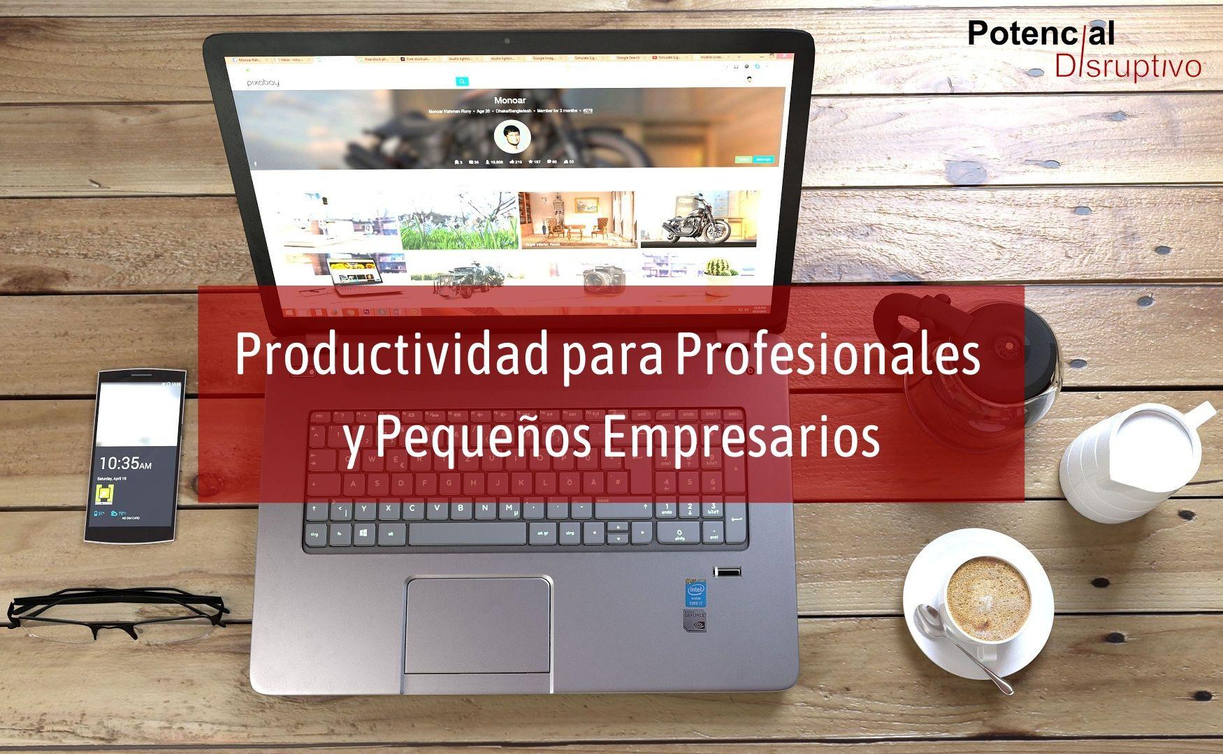 Productividad para Profesionales